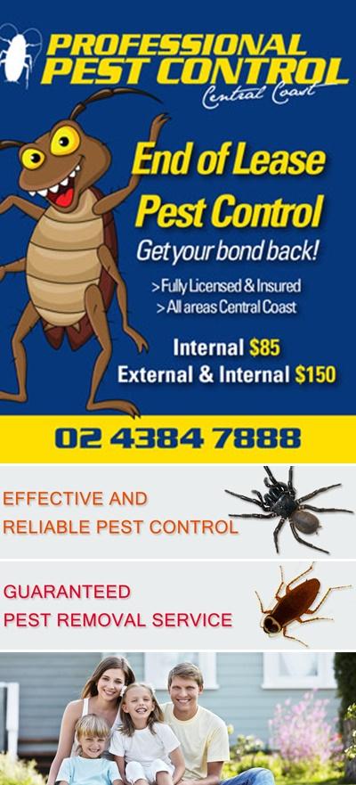 Central Coast Pest Control