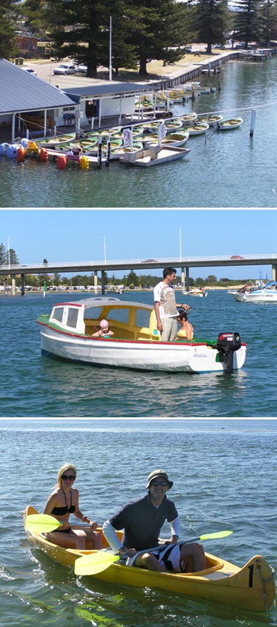 Central Coast Boat Hire Services Supplies